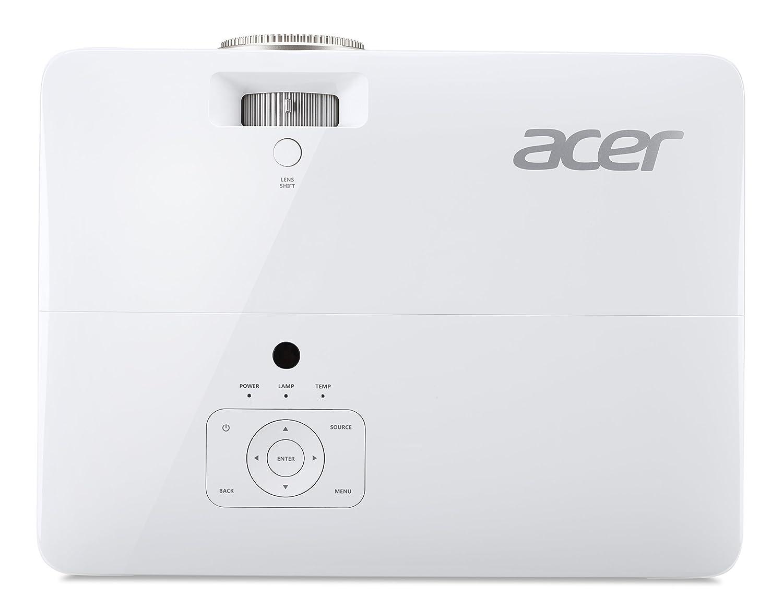 Acer Home V7850 - Proyector, 2200 lúmenes ANSI, DLP, 2160p ...