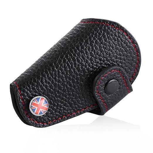 2 opinioni per Union Jack bandiera britannica stile vera pelle chiave–Cover. | per for 2008-