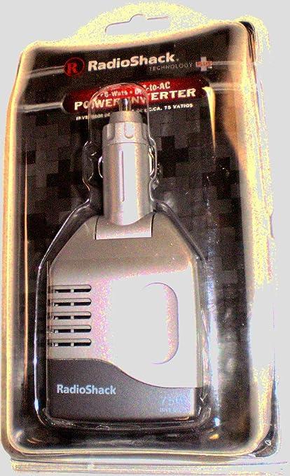 Amazon Com Radio Shack Power Inverter Dc To Ac 75w 22 153 Mp3