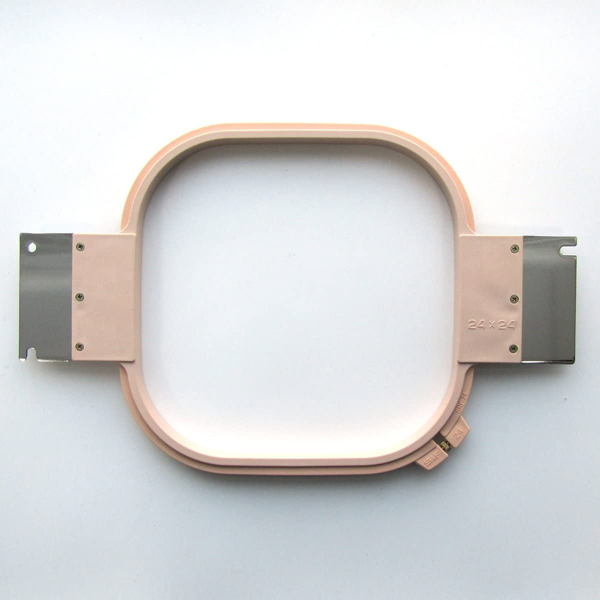 - fit for SWF Commercial Machines #KP395-085I-24 KUNPENG 24cm 9.4-395mm Wide 1PCS Embroidery Hoop 15.5