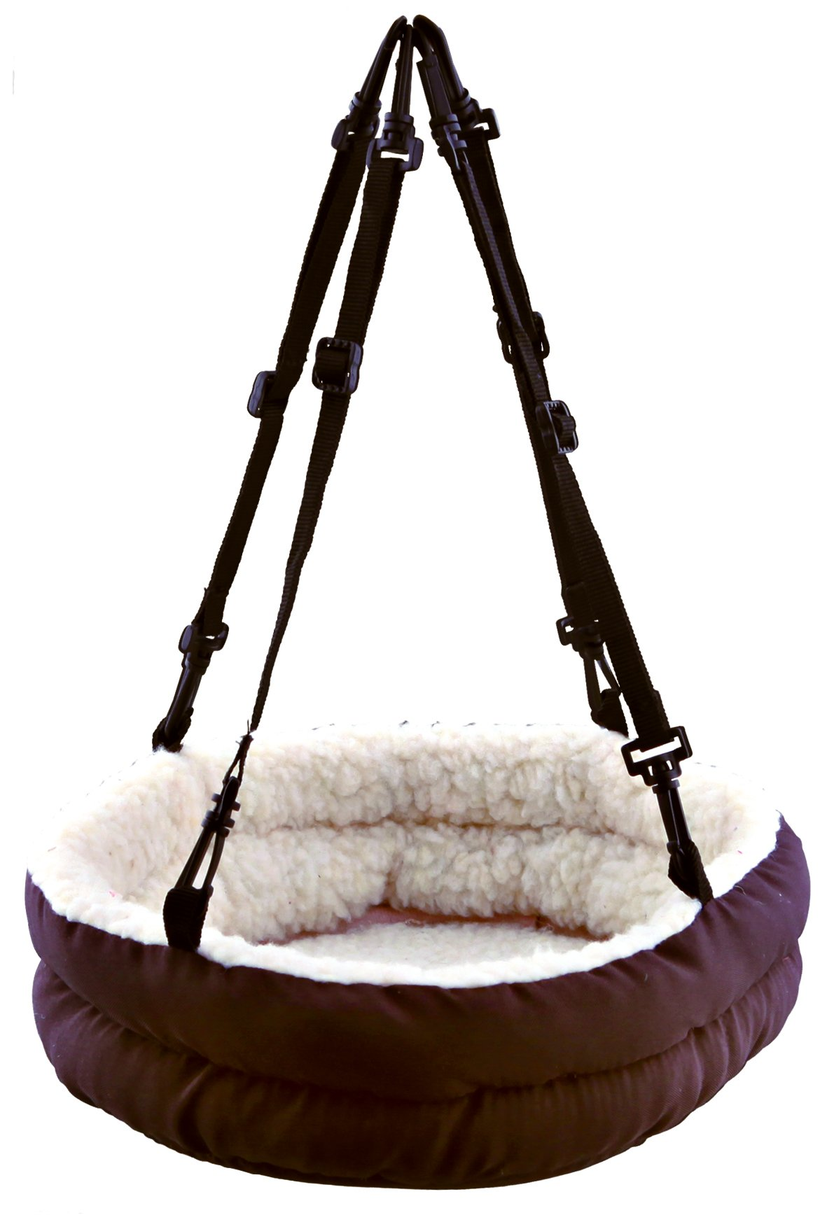 Trixie Pet Products 62705 Cuddly Bed to Hang for Small Animals, Various, 30 x 8 x 25cm