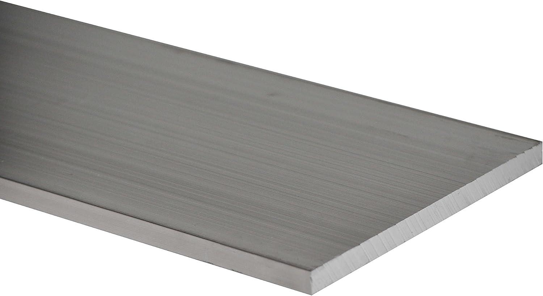 BARRA PIATTA ALLUMINIO 6060T6 mm 25X2 Lunghezza= 1,5 Metri