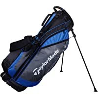 TaylorMade Mens 2018 TM18 Stand Easy lift Durable Lightweight Golf Bag
