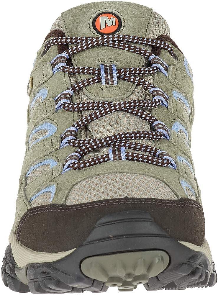 Merrell Womens Moab 2 Waterproof Hiking Shoe
