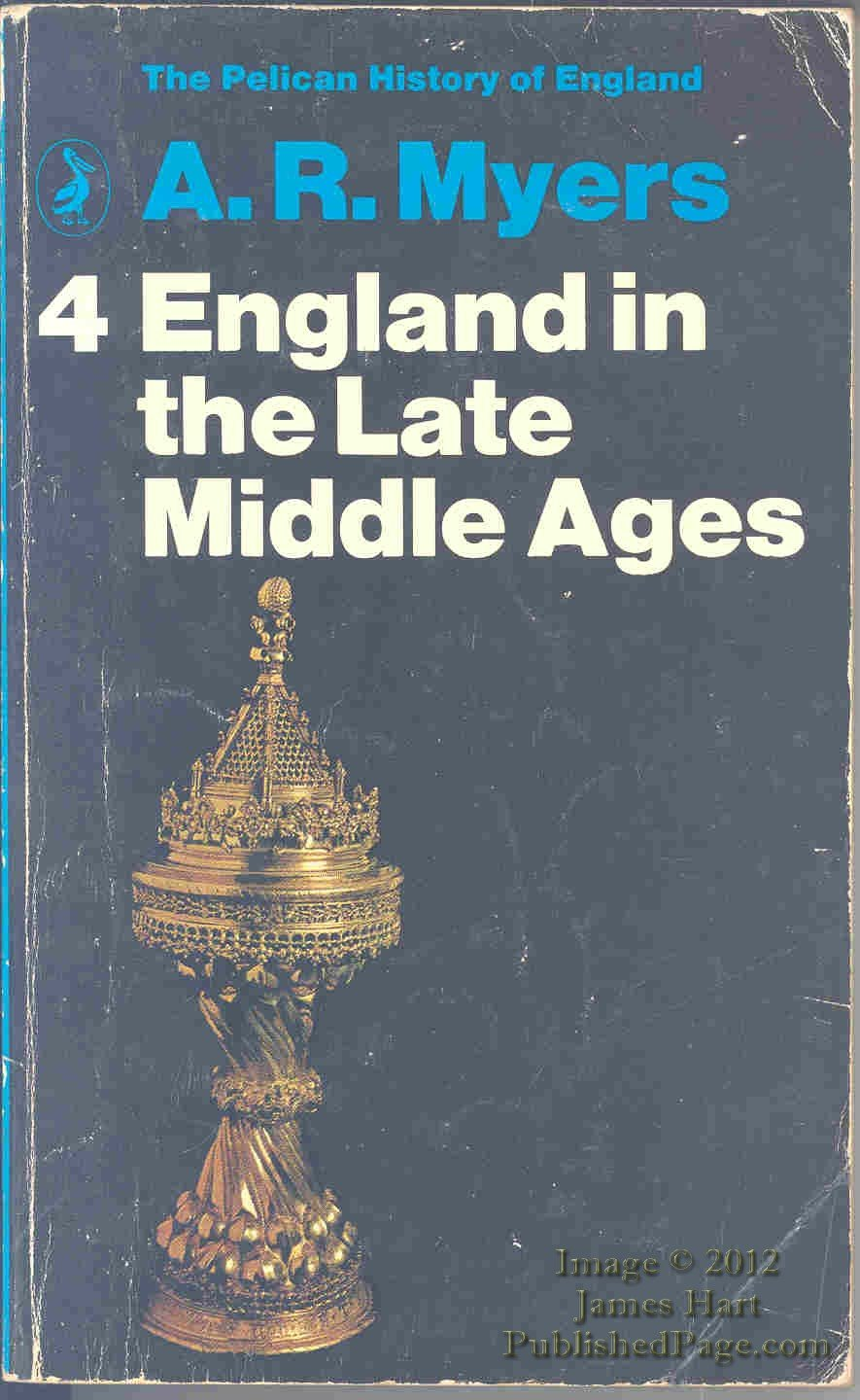 Fiction of England in the Middle Ages: a selection of sites