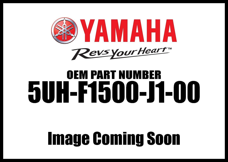 Yamaha 5UHF1500J100 Front Fender Assembly