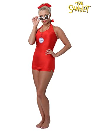 wendy peffercorn adult sandlot costume xs