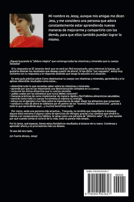 DESINTOXICACIÓN COMPLETA CON VITAMINAS : AUMENTA TU SALUD ...
