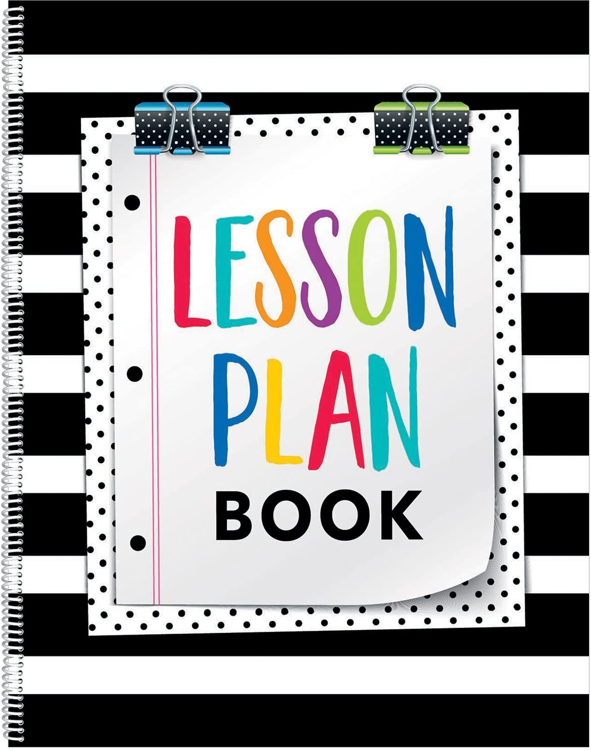 Creative Teaching Press Lesson Plan Book Material (2092) : Office Products