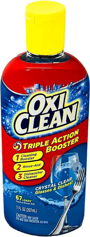 OxiClean Dishwashing Booster, 7 Oz