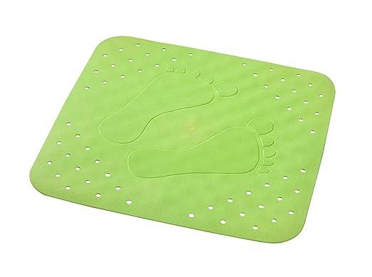 38 opinioni per Ridder 672750-350 Tappetino doccia con piedi 54x54 cm colore: Verde