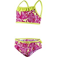Speedo Starfizz Essential 2 Piece Bikini, Niñas