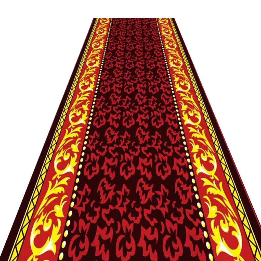 A LYQZ Allée de Corridor pour Tapis Domestique imprimée à présent de Tapis entièrement Personnalisable, Souple (Couleur   A, Taille   0.8  4m) 17m