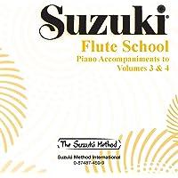 Suzuki Flute School, Vol 3 & 4