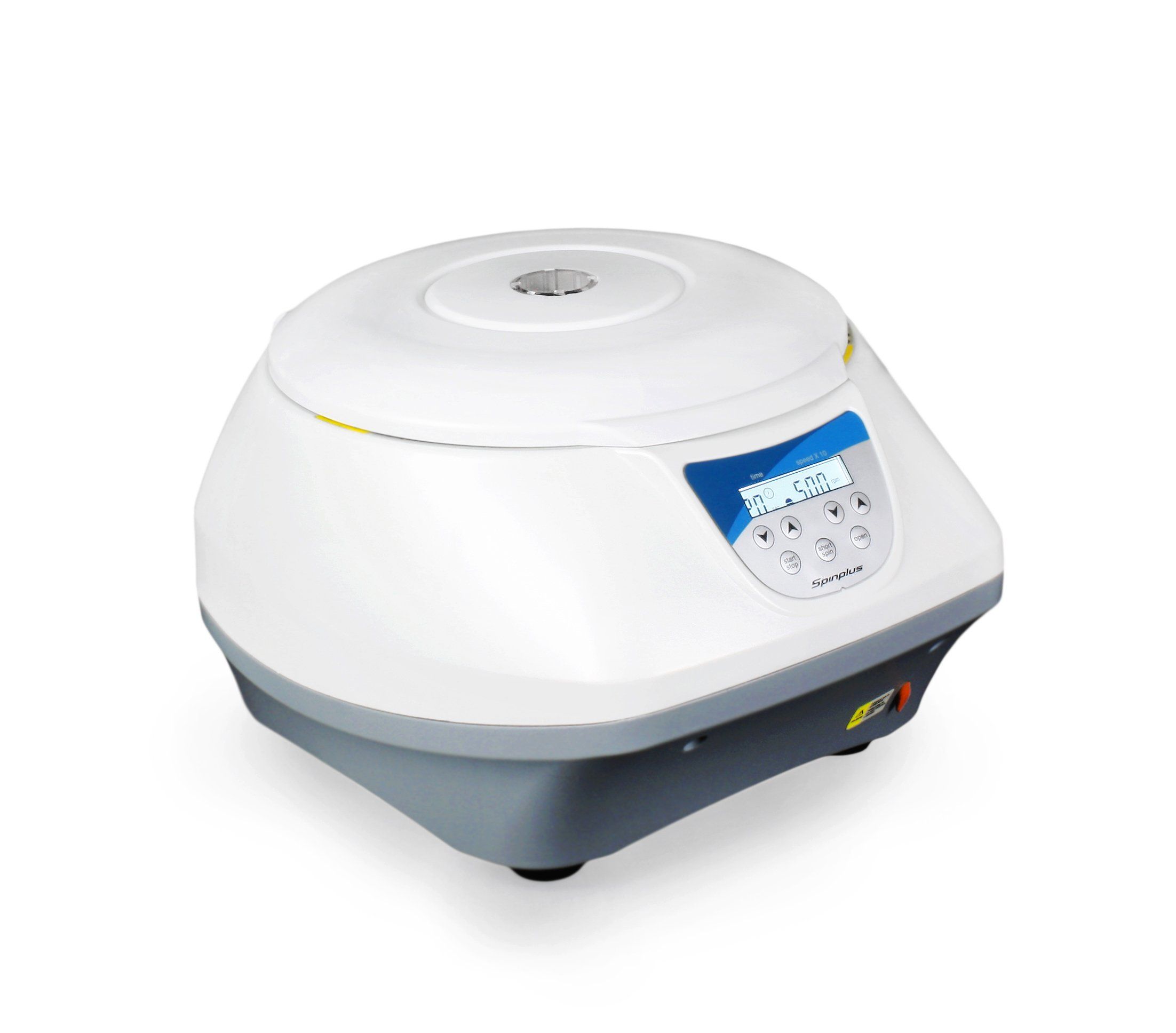 Parco Scientific Digital Bench-top Centrifuge,100-5000rpm (Max. 3074xg), LCD Display, Includes 15ML X 6 Rotor by Parco Scientific (Image #3)