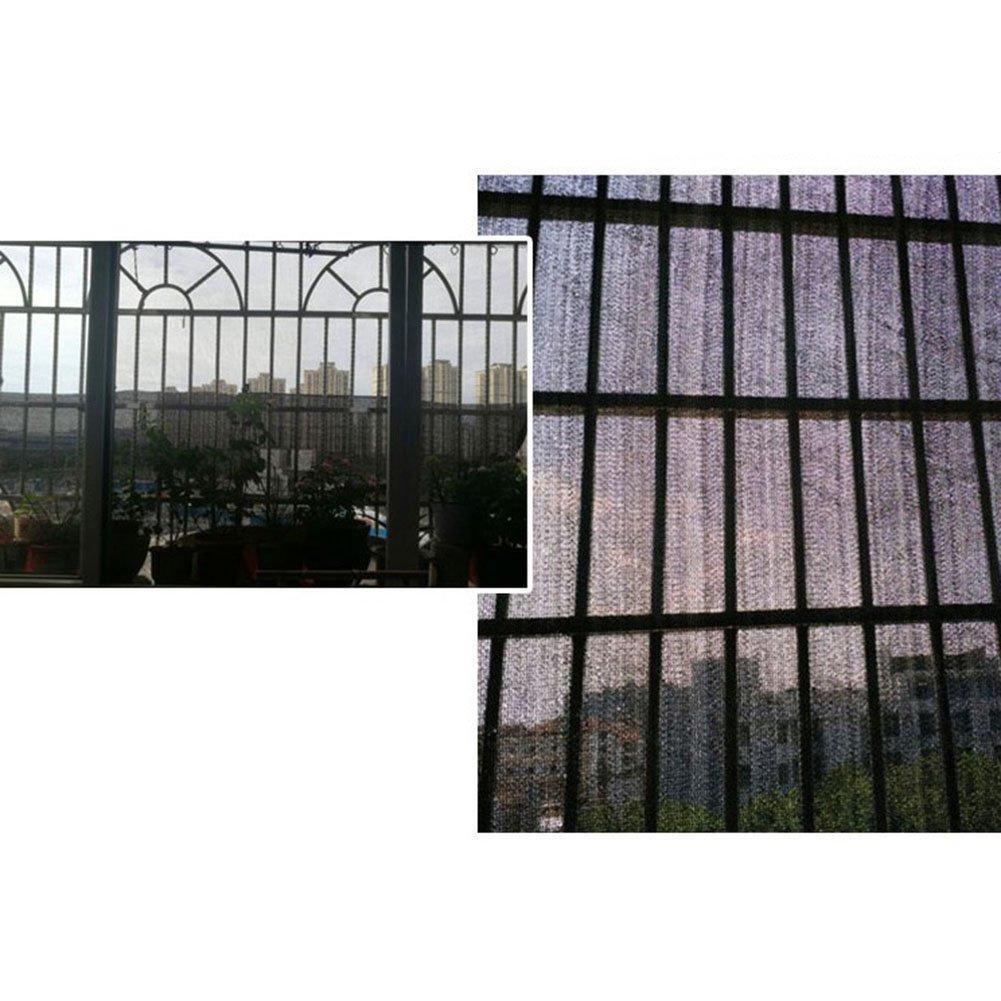 YMXLJF Shade net, im Freien Schuppen Sonne Netzwerk Netzwerk Netzwerk Verschlüsselung dichter Schatten Netto-Dachterrasse GartenBlaumen isoliert Netzwerk Blockieren Sie 70% der UV-Strahlen B07NRY6KGF Zeltplanen Globale Verkäufe 6fff48