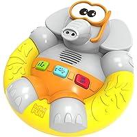 KD Kids Infinifun - Bath Time Elephant Bath Toys