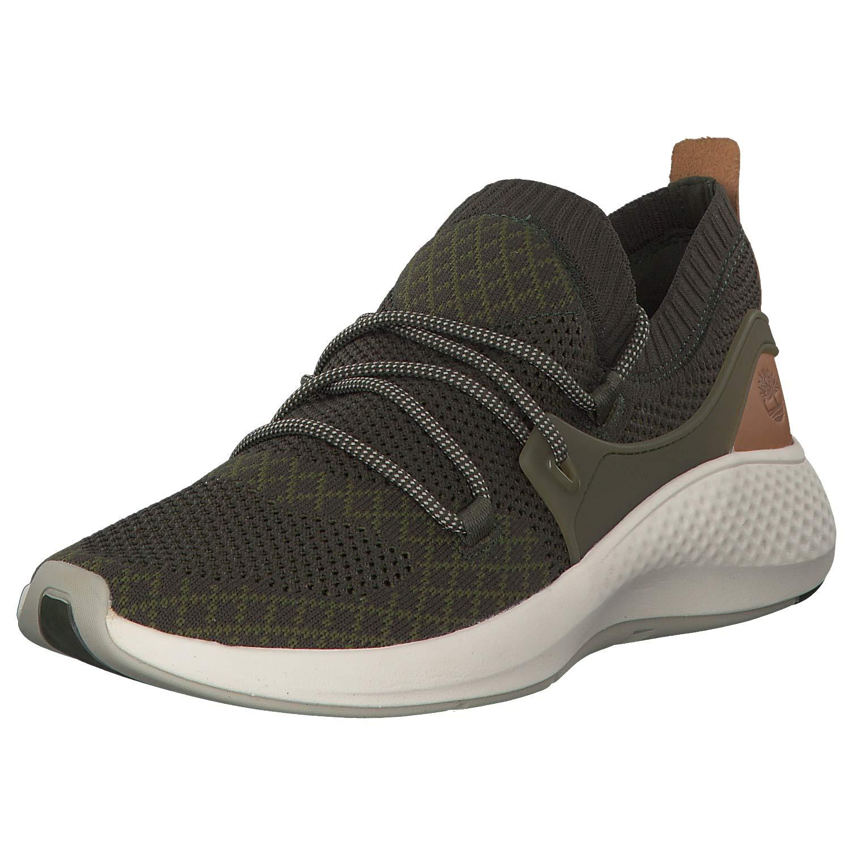 Acquista Timberland Flyroam Go Knit Oxford Uomo Sneaker Verde miglior prezzo offerta