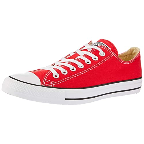 sneakers for cheap 57a42 9abde norway womens red chuck taylors size 7 8a1e4 2c022