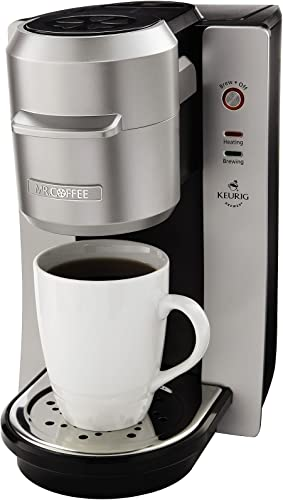 Mr. Coffee Single Serve Coffee Maker CM2004-005