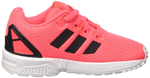 adidas Unisex Baby 0 24 ZX Flux I Sneaker, Rosa (Flared