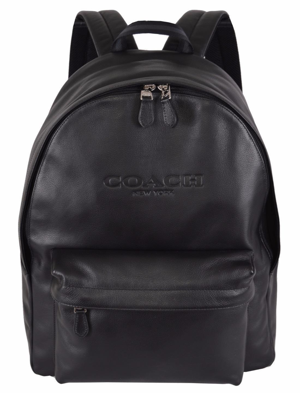 de44e44b4130 ... briefcase 49704 287f8  closeout amazon coach f54786 black leather  campus rucksack backpack computers accessories f2a6a 1501b