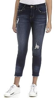 18faedad6d9 Amazon.com: YMI Juniors Wannabettabutt Super-Soft Skinny Jean: Clothing