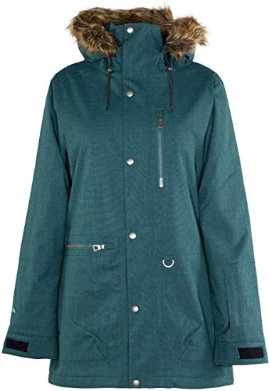 ARMADA Abbey Insulated Womens Jacket Coral Large