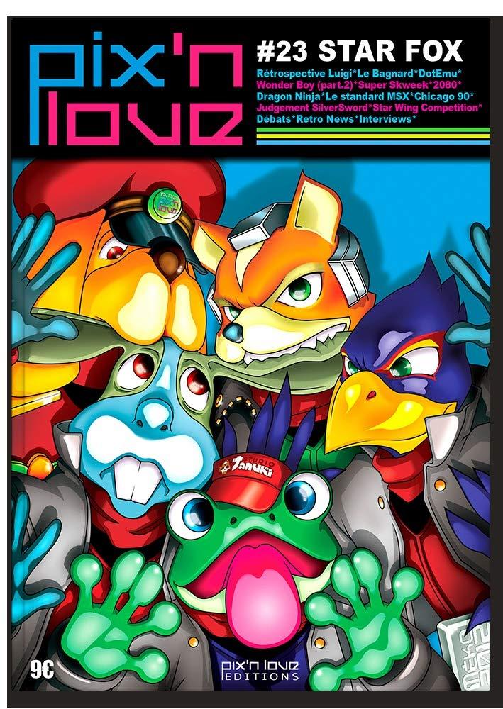 Pixn love n 23 - star fox: Amazon.es: Benjamin Peray ...