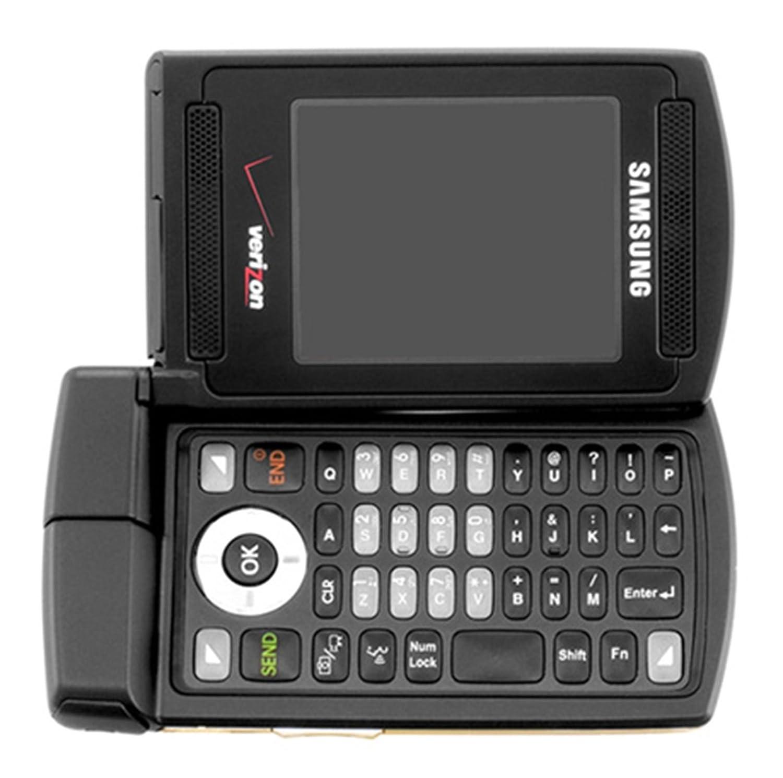 Amazon Samsung Alias SCH u for Verizon Black Cell