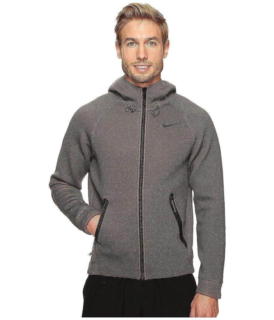 6d95090ff12c Nike M NK THRMA SPHR MX JKT HD FZ  800227-071 at Amazon Men s Clothing  store