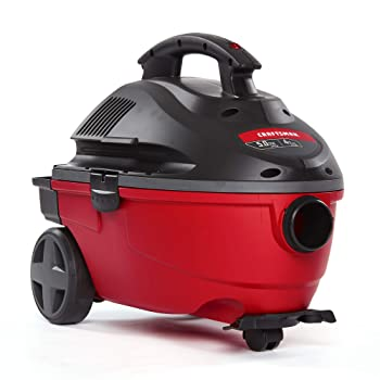 CRAFTSMAN 4 Gallon 5.0 HP Wet Dry Vacuum Cleaner