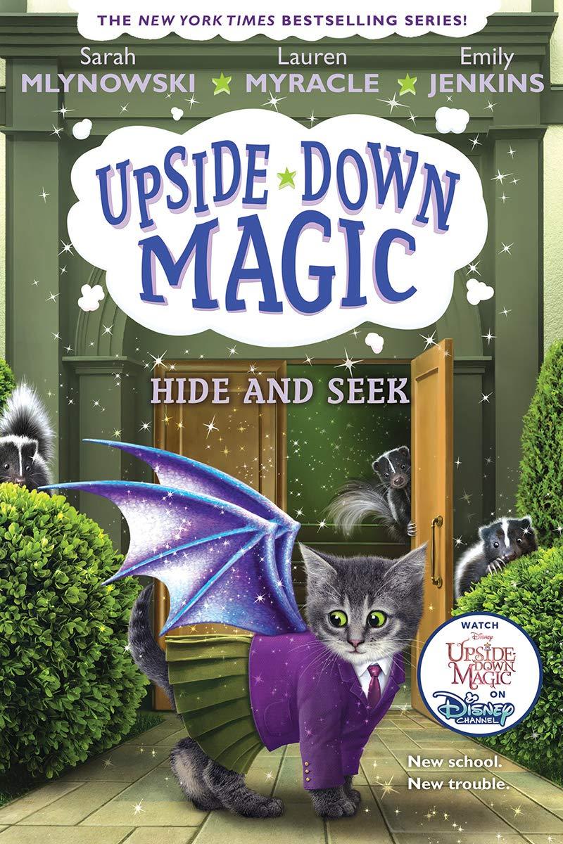 Hide and Seek (Upside-Down Magic #7), Volume 7: Amazon.es: Mlynowski, Sarah, Myracle, Lauren, Jenkins, Emily: Libros en idiomas extranjeros