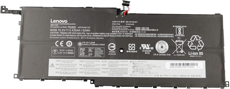 Lenovo ThinkPad X1 Carbon 20FC/20FB Original Akku 52Wh Laptop ...