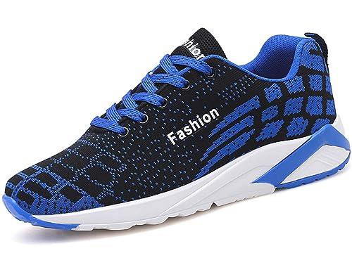 GJRRX Hombre Zapatillas de Deporte Gimnasio Running Casual Zapatos Sneakers para 39-44: Amazon.es: Zapatos y complementos
