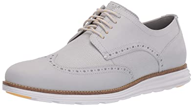 f23b50e15f967 Cole Haan Men s Original Grand Shortwing Oxford Harbor Mist Nimbus Cloud 7  ...