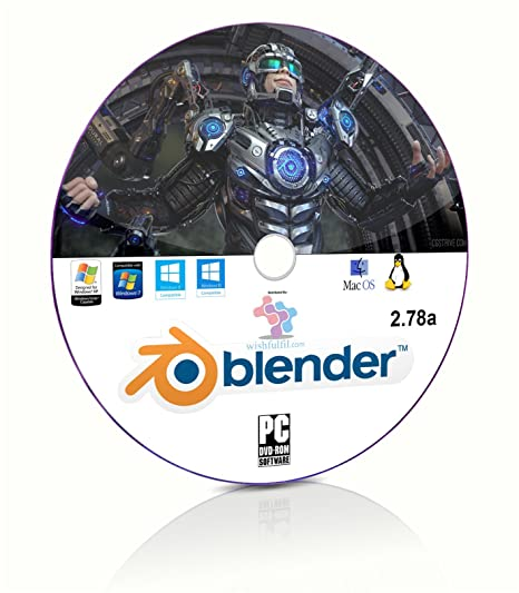 Blender 3D Graphics Design and Animation Studio Professional