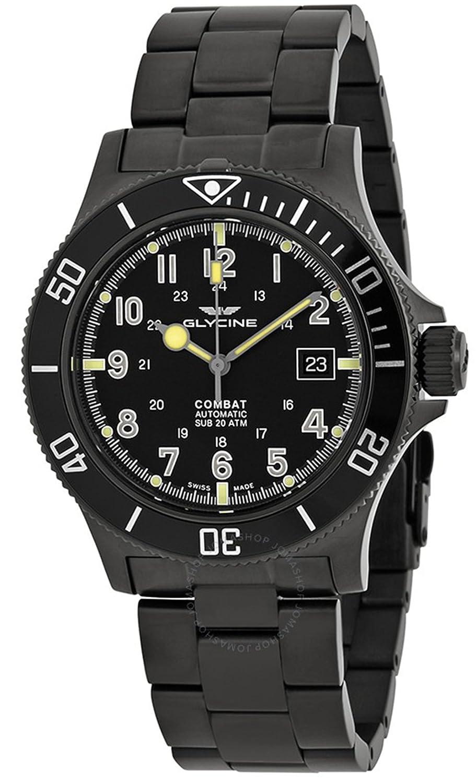 (グリシン) Glycine combat GL0079 男性用 自動巻き 時計 [並行輸入品] B07BZH6XRK