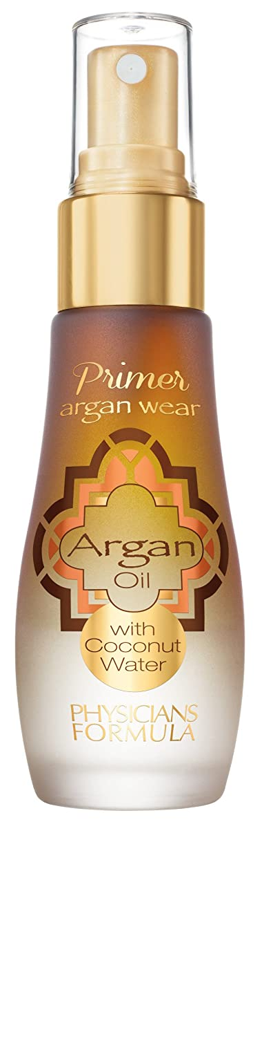 Physicians Formula Wear 2 In 1 Argan Oil & Coconut Water Primer, 1 Fluid Ounce by Physicians Formula