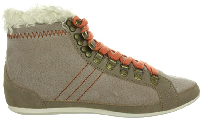 Coolway Duki, Damen Fashion Sneakers, Beige (BGE), EU 37