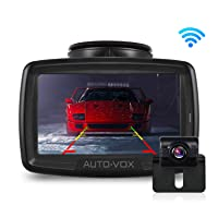 Auto-Vox W2 Wireless Backup Camera System Kit Deals