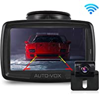 AUTO-VOX W2 Digital Wireless Backup Camera System Kit