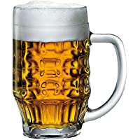 Bormioli Rocco 600ML Vaso de Cerveza Stein Jarra