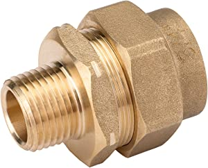 HOME-FLEX 3/4 In. CSST X 1/2 In. Male Npt Reducer