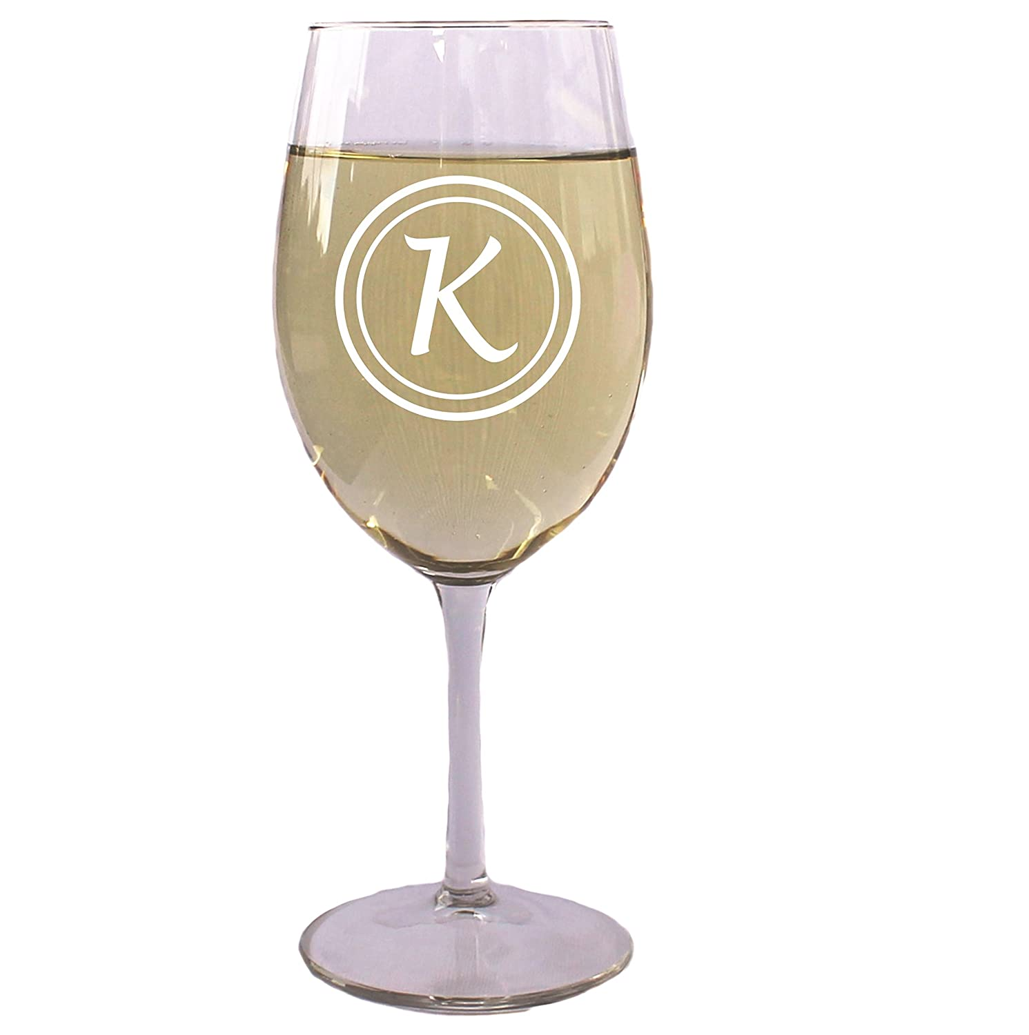 ea5804911ac Personalized White or Red Wine Glass 18 Oz - Wedding Party Bridesmaid  Mother's Day Housewarming Gifts - Custom Engraved Drinkware Glassware  Barware Etched ...