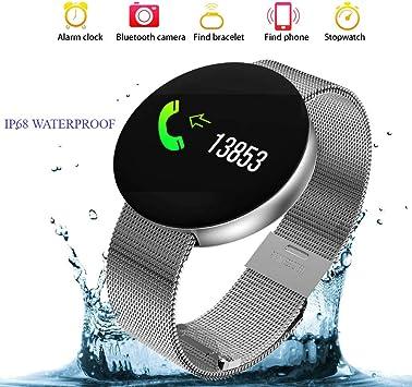 Reloj Inteligente Hombre Smartwatch Reloj Mujer Deportivo Pulsera ...