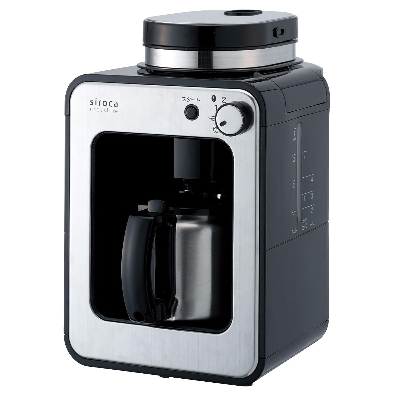 シロカ コーヒーメーカー 全自動 ステンレスサーバー シルバー 交換用フィルター特別セット STC-501TMF B00XOK0J3Q