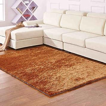Amazon.de: YMXLQQ Teppich Wohnzimmer ultra-weichen chemischen Anti ...
