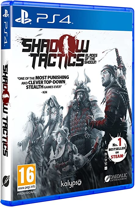 Shadow Tactics Blades Of The Shogun: Amazon.es: Videojuegos
