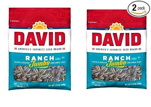 David, semillas de girasol, asados y salados, ramo, bolsa de ...